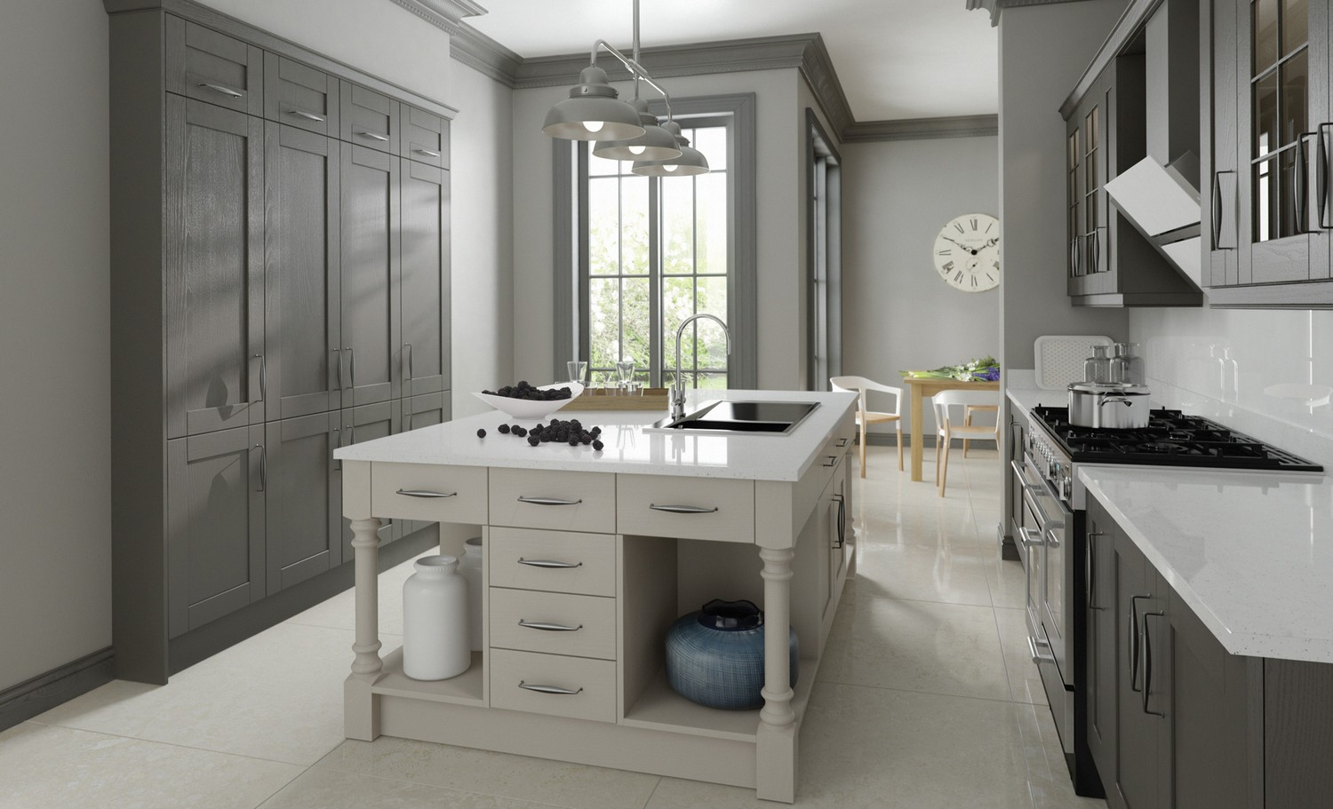 Traditional Kitchens Liverpool Cleveland Kitchens