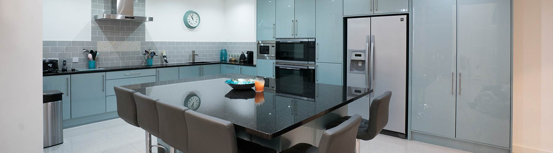 High Gloss Kitchens liverpool | Cleveland Kitchens Liverpool