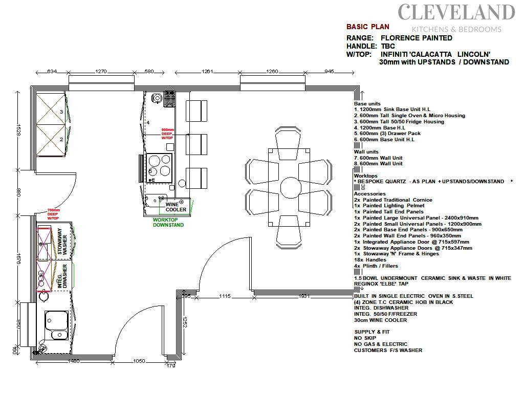 Free Kitchen Design Liverpool | Cleveland Kitchens